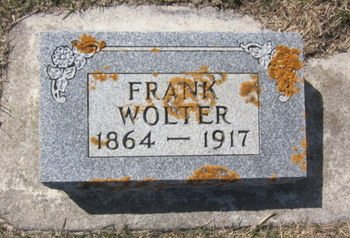 WOLTER, FRANK - Clayton County, Iowa | FRANK WOLTER