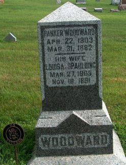 WOODWARD, PARKER - Clayton County, Iowa | PARKER WOODWARD