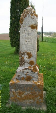 SEIFERT YEAROUS, MARY E. - Clayton County, Iowa   MARY E. SEIFERT YEAROUS