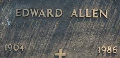 ALLEN, EDWARD - Clinton County, Iowa | EDWARD ALLEN