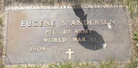 ANDERSEN, EUGENE S. - Clinton County, Iowa | EUGENE S. ANDERSEN