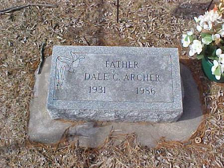 ARCHER, DALE CLAYTON - Clinton County, Iowa | DALE CLAYTON ARCHER