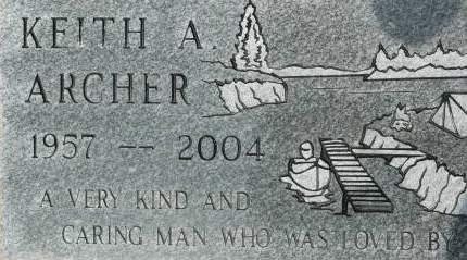 ARCHER, KEITH A. - Clinton County, Iowa | KEITH A. ARCHER