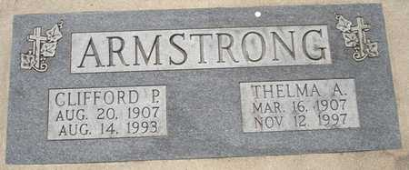 ARMSTRONG, THELMA A. - Clinton County, Iowa | THELMA A. ARMSTRONG