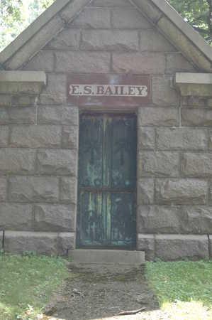 BAILEY, ELI STILLMAN - Clinton County, Iowa | ELI STILLMAN BAILEY