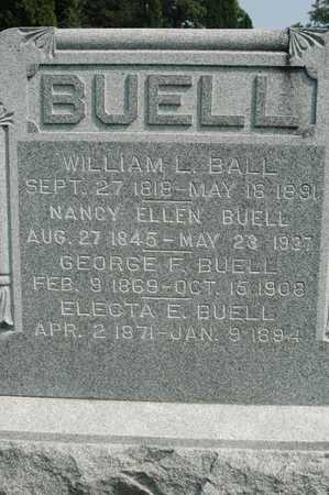 BUELL, GEORGE F. - Clinton County, Iowa | GEORGE F. BUELL