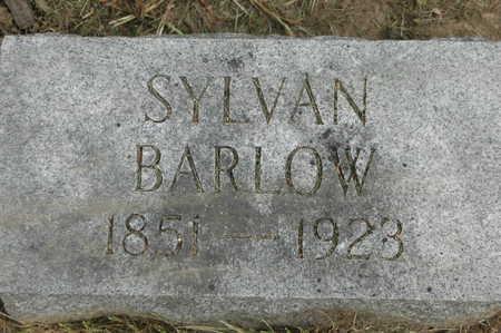 BARLOW, SYLVAN - Clinton County, Iowa | SYLVAN BARLOW