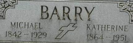BARRY, KATHERINE - Clinton County, Iowa | KATHERINE BARRY