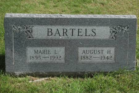 BARTELS, AUGUST H. - Clinton County, Iowa | AUGUST H. BARTELS