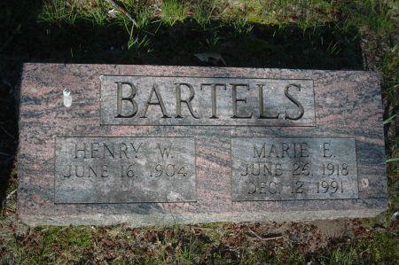 BARTELS, HENRY W. - Clinton County, Iowa | HENRY W. BARTELS