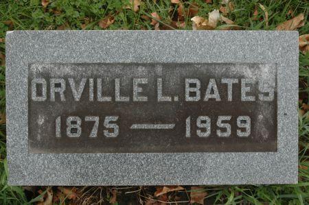 BATES, ORVILLE L. - Clinton County, Iowa | ORVILLE L. BATES