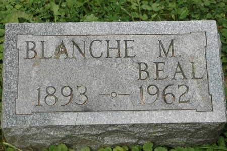 BEAL, BLANCHE M. - Clinton County, Iowa | BLANCHE M. BEAL