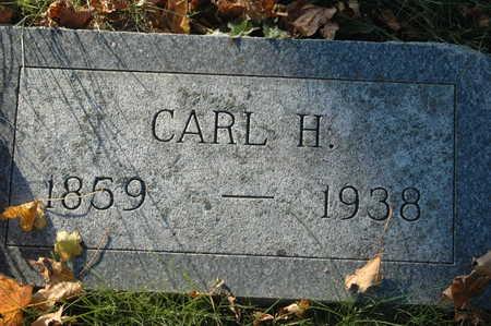 BEHRENS, CARL H. - Clinton County, Iowa | CARL H. BEHRENS
