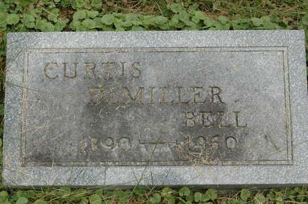 BELL, CURTIS DEMILLER - Clinton County, Iowa | CURTIS DEMILLER BELL