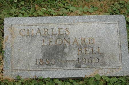 BELL, CHARLES LEONARD - Clinton County, Iowa   CHARLES LEONARD BELL