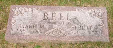 BELL, GRACE M. - Clinton County, Iowa | GRACE M. BELL