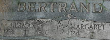 BERTRAND, HERMAN P. - Clinton County, Iowa | HERMAN P. BERTRAND