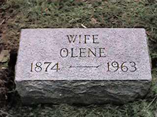 BEVENSEE, ALENE - Clinton County, Iowa | ALENE BEVENSEE