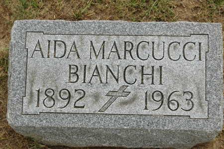MARCUCCI BIANCHI, AIDA - Clinton County, Iowa | AIDA MARCUCCI BIANCHI