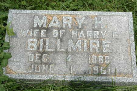 BILLMIRE, MARY - Clinton County, Iowa | MARY BILLMIRE