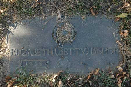 BISHOP, ELIZABETH