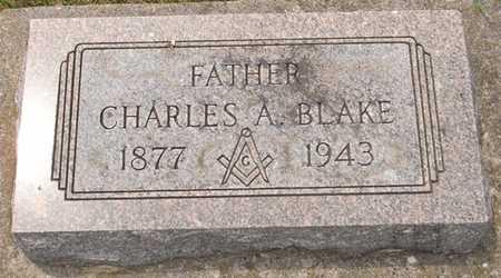 BLAKE, CHARLES A. - Clinton County, Iowa | CHARLES A. BLAKE