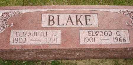 BLAKE, ELIZABETH L. - Clinton County, Iowa | ELIZABETH L. BLAKE