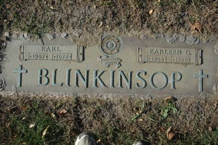 BLINKINSOP, EARLEEN G. - Clinton County, Iowa | EARLEEN G. BLINKINSOP