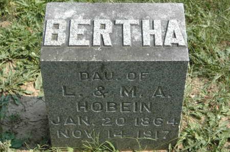 BOCKEL, BERTHA - Clinton County, Iowa | BERTHA BOCKEL