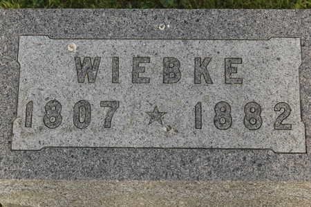 BOTT, WIEBKE - Clinton County, Iowa | WIEBKE BOTT