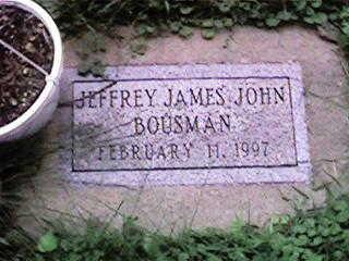 BOUSMAN, JEFFREY - Clinton County, Iowa | JEFFREY BOUSMAN
