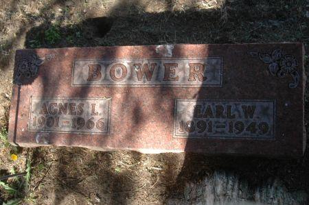 BOWER, EARL W. - Clinton County, Iowa | EARL W. BOWER