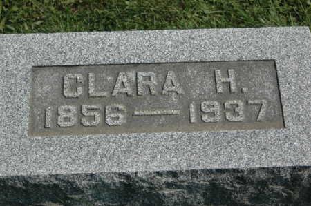 HOBEIN BOYD, CLARA - Clinton County, Iowa | CLARA HOBEIN BOYD