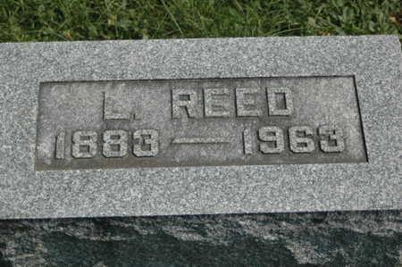 BOYD, LEONARD REED - Clinton County, Iowa | LEONARD REED BOYD