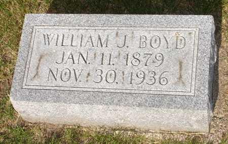 BOYD, WILLIAM J. - Clinton County, Iowa | WILLIAM J. BOYD