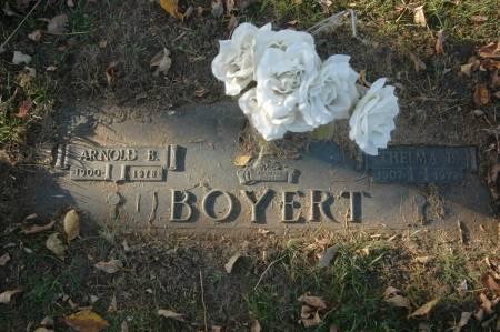 BOYERT, THELMA B. - Clinton County, Iowa | THELMA B. BOYERT