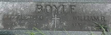 BOYLE, ELIZABETH G. - Clinton County, Iowa | ELIZABETH G. BOYLE