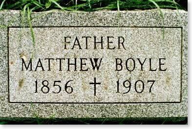 BOYLE, MATTHEW - Clinton County, Iowa | MATTHEW BOYLE