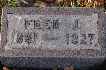 BRANDENBURG, FRED J. - Clinton County, Iowa | FRED J. BRANDENBURG