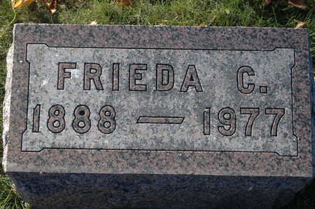 BRANDENBURG, FRIEDA C. - Clinton County, Iowa | FRIEDA C. BRANDENBURG