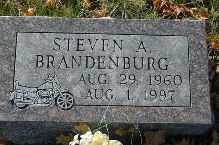 BRANDENBURG, STEVEN A. - Clinton County, Iowa | STEVEN A. BRANDENBURG