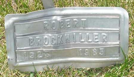 BROCKMILLER, ROBERT - Clinton County, Iowa | ROBERT BROCKMILLER