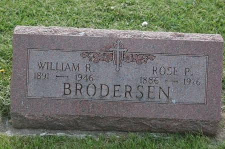 BRODERSEN, WILLIAM R. - Clinton County, Iowa | WILLIAM R. BRODERSEN