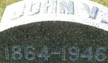 BROGAN, JOHN V. - Clinton County, Iowa | JOHN V. BROGAN