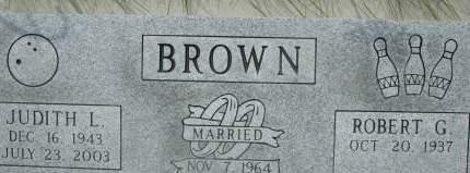 BROWN, JUDITH L. - Clinton County, Iowa | JUDITH L. BROWN