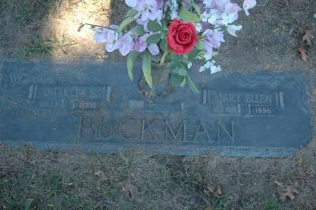 BUCKMAN, CHARLES E. - Clinton County, Iowa   CHARLES E. BUCKMAN