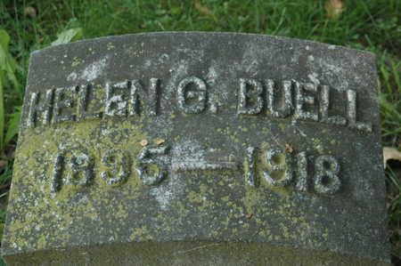 BUELL, HELEN G. - Clinton County, Iowa | HELEN G. BUELL