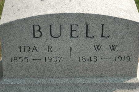 BUELL, W.W. - Clinton County, Iowa | W.W. BUELL