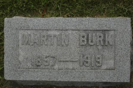 BURK, MARTIN - Clinton County, Iowa | MARTIN BURK