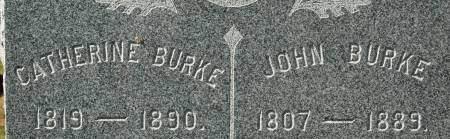 BURKE, JOHN - Clinton County, Iowa   JOHN BURKE